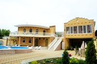 Анапа курортный район Джемете гостевой дом Дженифер