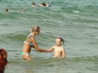 Анапа пляж Джемете