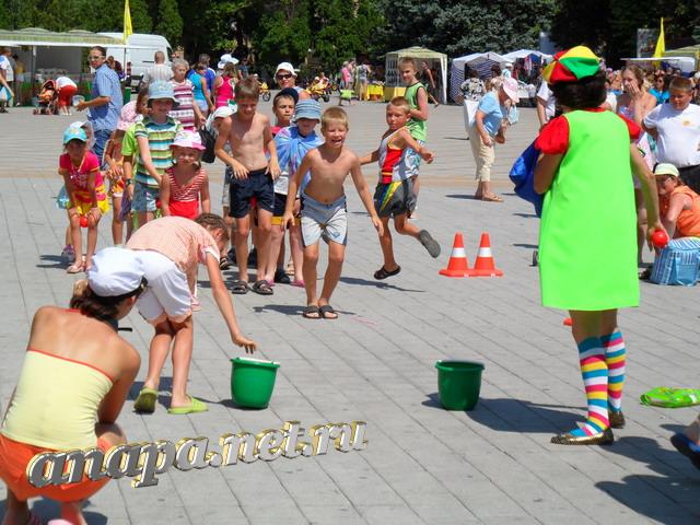 Фестиваль меда в Анапе